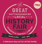 The Great Notts Local History Fair 2018