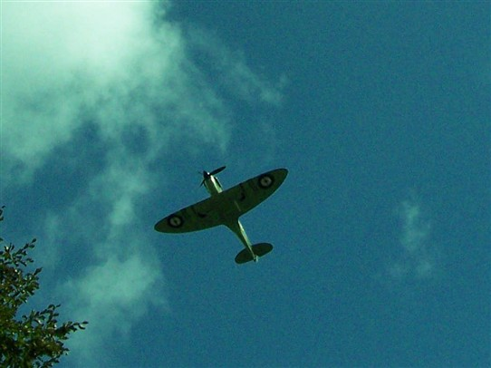 Photo:Over Newark Parish Church, Sept 2011