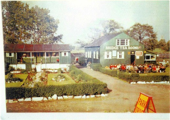 Photo: Illustrative image for the 'Blyth Tea Rooms (c.1939 - 1945)' page