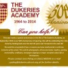Page link: The Dukeries Academy - 50th Anniversary - 1964-2014