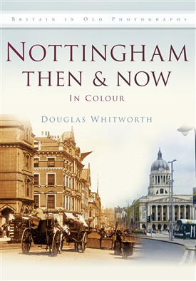 Photo: Illustrative image for the 'Nottingham Then & Now' page