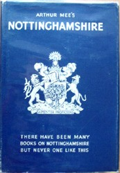 Photo:1st edition of The King's England 'Nottinghamshire'