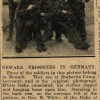 Page link: Newark POWs in the First World War