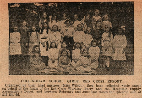 Photo:From the Newark Advertiser 21st November 1917