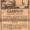 Page link: Campion motorcycles of Nottingham