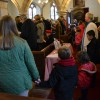 Page link: A 100 years on: Mothering Sunday at Coddington near Newark