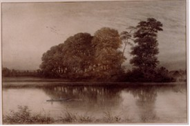 Photo:'Crow Trees at Farndon'