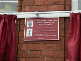 Photo: Illustrative image for the 'NALHS Plaque to Willie Hall' page