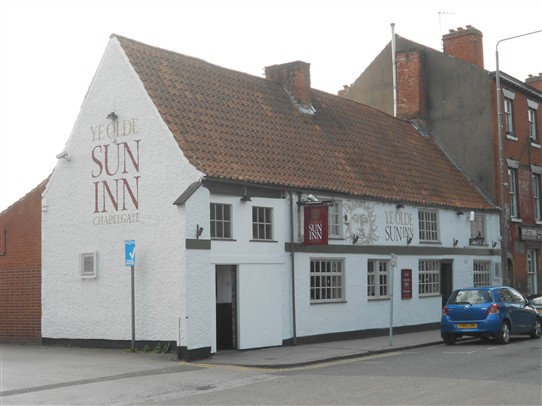 Photo:The Old Sun Inn, photographed April 2015