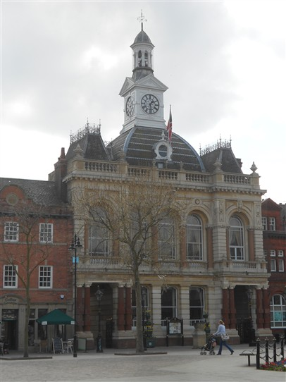 Photo: Illustrative image for the 'Retford Town Hall' page