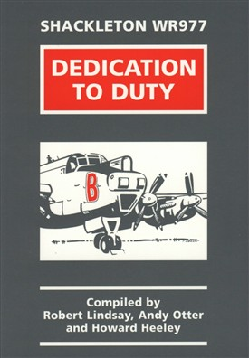 Photo: Illustrative image for the 'Shackleton WR977 - Dedication To Duty' page