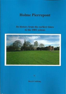 Photo: Illustrative image for the 'Holme Pierrepont. Its history from the earliest times to the 1801 census' page