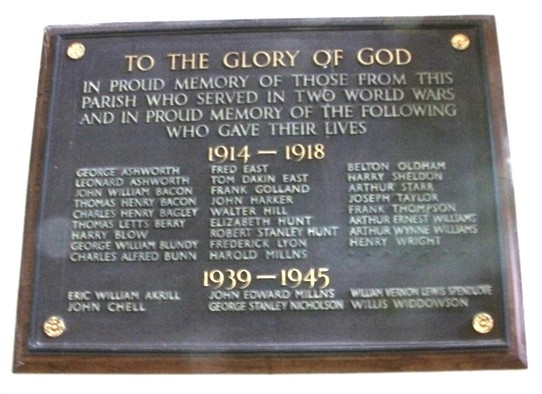 Photo: Illustrative image for the 'Collingham War Memorial' page