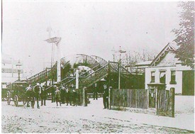 Photo:Beeston Station c1920s