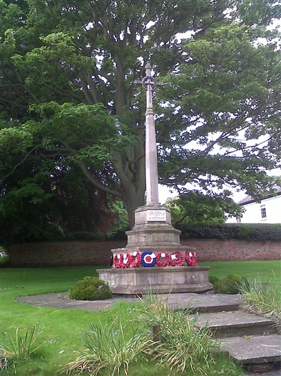 Photo: Illustrative image for the 'Southwell War Memorial' page
