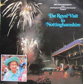 Photo: Illustrative image for the 'Royal Visit to Nottinghamshire 1977' page