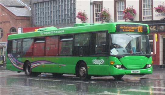 tempo 100 bus