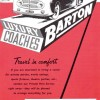 Page link: Barton Buses of Chilwell