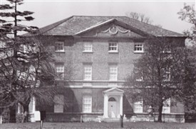 Photo: Illustrative image for the 'Langford Hall' page