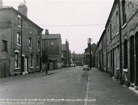 Photo:Launder Street looking south 1971