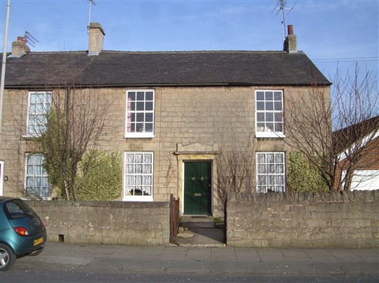 Photo:18th Century house