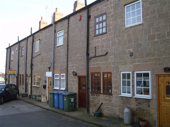 Photo:Houses in Parmenter's Yard