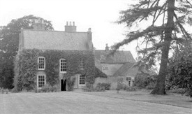 Photo:Thoroton Hall in 1951 - early home of Ethel Bedford Fenwick