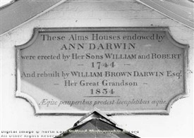 Photo: Illustrative image for the 'Ann Darwin Cottages' page