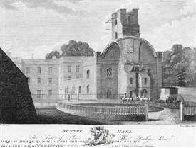 Photo:Bunny Hall in 1791