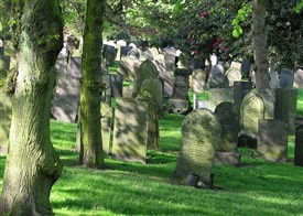Photo: Illustrative image for the 'Nottingham General Cemetery' page