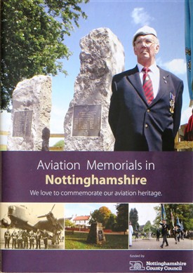 Photo: Illustrative image for the 'Aviation Memorials in Nottinghamshire' page