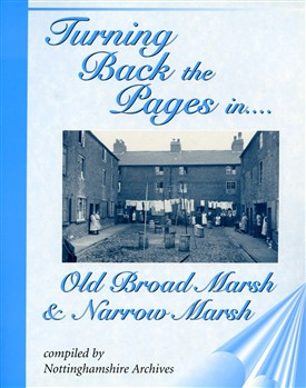 Photo: Illustrative image for the 'Old Broadmarsh & Narrow Marsh: Turning Back the Pages' page