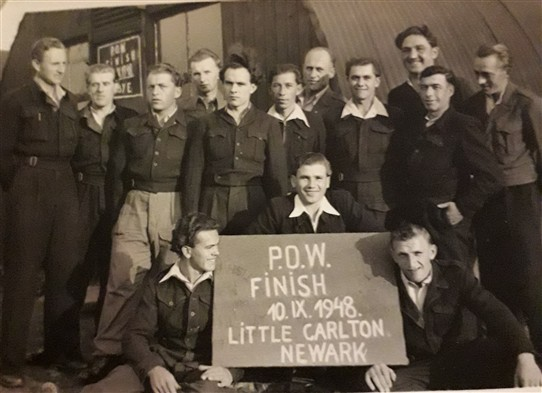 Photo: Illustrative image for the 'POWs in Little Carlton' page