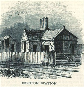 Photo:Beeston Station