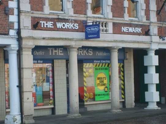 Photo: Illustrative image for the '6. The Works bookstore' page