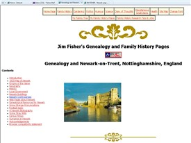 Photo: Illustrative image for the 'JIM FISHER'S Newark page' page