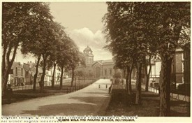 Photo:Queen's Walk The Meadows Nottingham c1920
