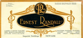 Photo: Illustrative image for the 'Randalls' Gentlemens' Outfitters, Newark' page