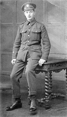 Photo: Illustrative image for the 'Who is this Royal Flying Corps soldier?' page