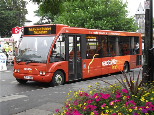 Photo: Illustrative image for the 'Bingham area buses' page