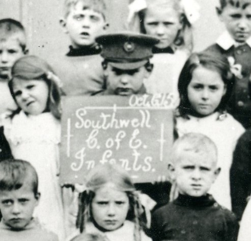 Photo: Illustrative image for the 'Images of Southwell in the First World war' page