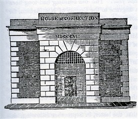 Photo: Illustrative image for the 'The House of Correction at Southwell' page