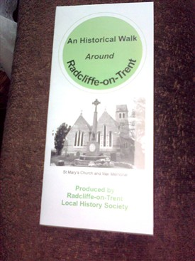 Photo: Illustrative image for the 'Radcliffe-on-Trent Local History Society' page
