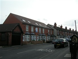 Photo:Wilford Crescent East 2009