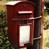 Page link: Winkburn post box