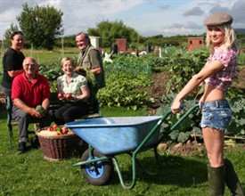 Photo: Illustrative image for the '[NOTTINGHAM] St Anns Allotments Open Day' page