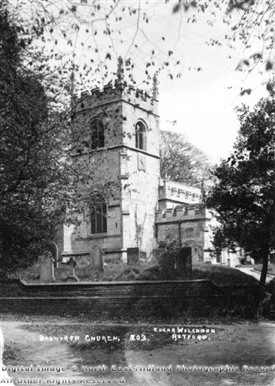 Photo: Illustrative image for the 'Babworth Church' page