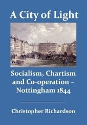 Photo: Illustrative image for the 'A City of Light: Socialism, Chartism and Co-operation - Nottingham 1844' page