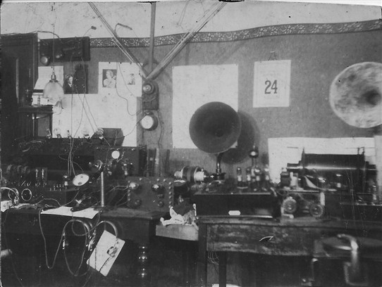 Photo: Illustrative image for the 'Could this be a 1913 view inside the Nottingham Post Office Telephone Factory?' page