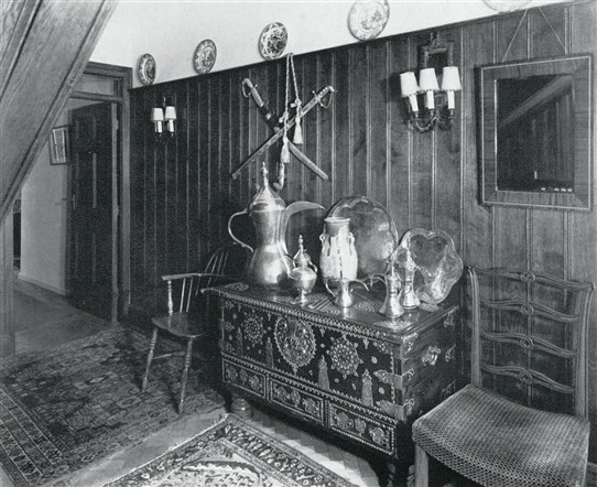 Photo:The Entrance Hall in the early 1960s